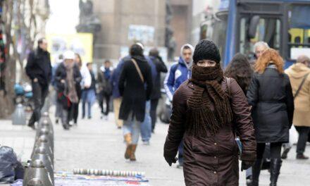 Frío y gripes: aumentan la vigilancia sobre la evolución las temperaturas