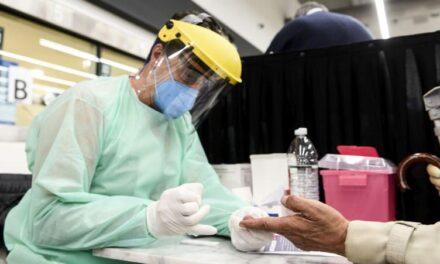 Hoy se confirmaron 263 nuevos contagios y 10 personas murieron en las últimas 24 horas
