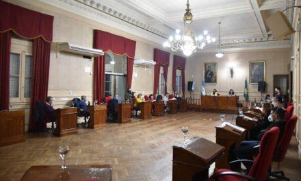 Mañana se realizará una nueva sesión ordinaria del Concejo Deliberante