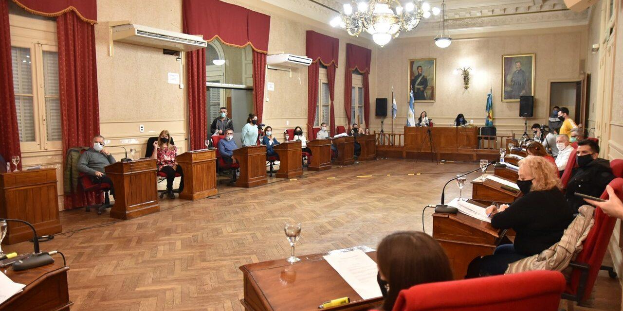 El Concejo Deliberante aprobó la rendición de cuentas 2019 del Ejecutivo