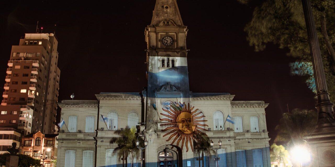 La celebración del 25 de Mayo se vivió a través de las redes sociales del Municipio