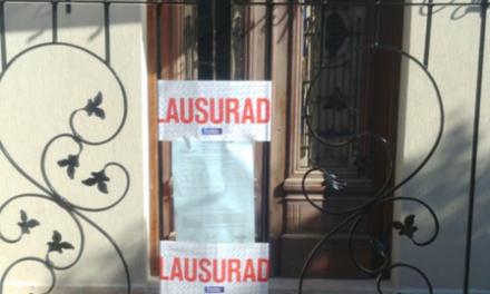 El Municipio clausuró una obra en construcción por violar la cuarentena