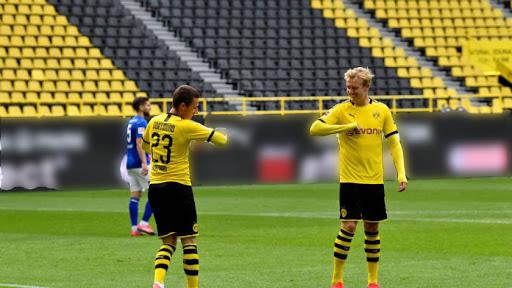 Volvió el fútbol en Alemania