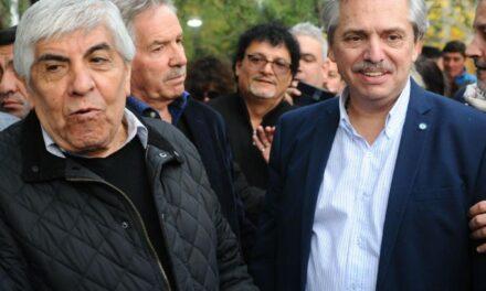 El Gobierno le perdona a Hugo Moyano una multa de $ 810 millones que le había impuesto Mauricio Macri