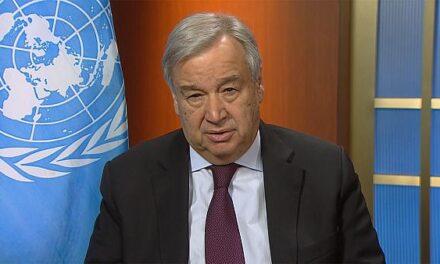 """El secretario general de la ONU pidió solidaridad con Latinoamérica para enfrentar la pandemia: """"Muchos países necesitan un alivio de su deuda"""""""