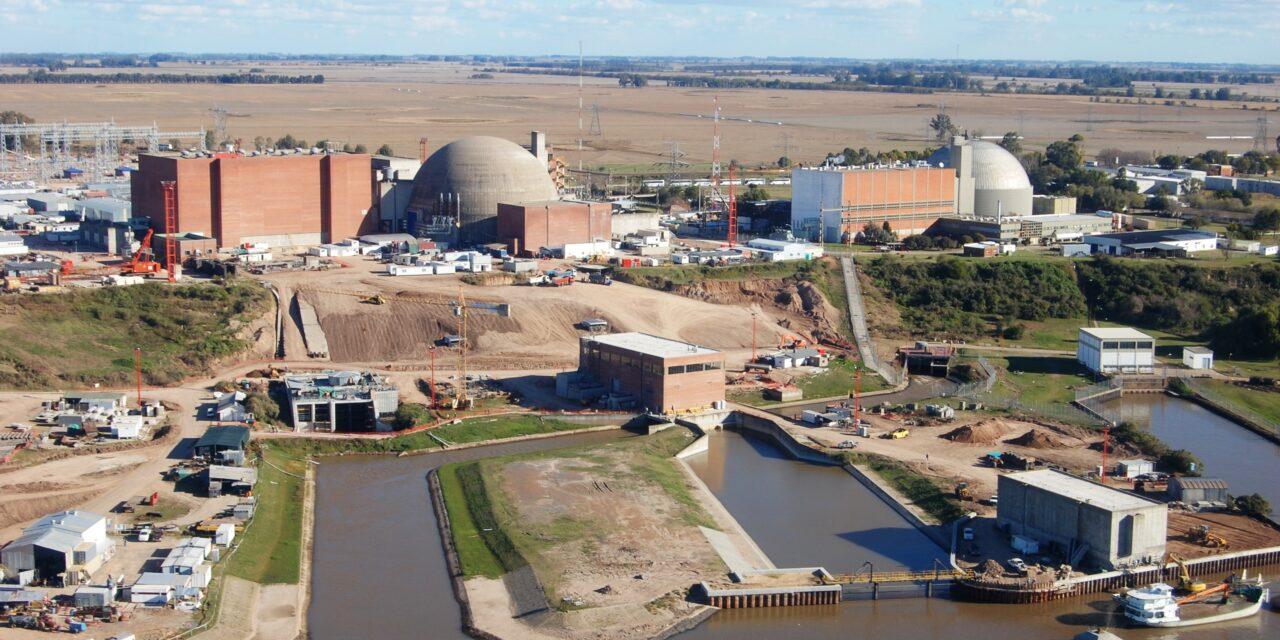 Caso positivo de Coronavirus en un trabajador de Nucleoeléctrica Argentina