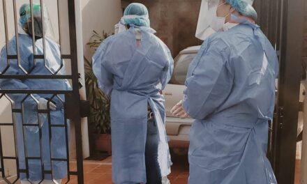 El Municipio inspeccionó un geriátrico que tuvo casos positivos de Covid-19