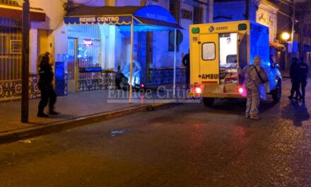 Asesinaron a un ciclista en el centro de Zárate