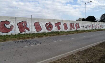 Jóvenes de Juntos por el Cambio repudiaron las pintadas partidarias en medio de la cuarentena