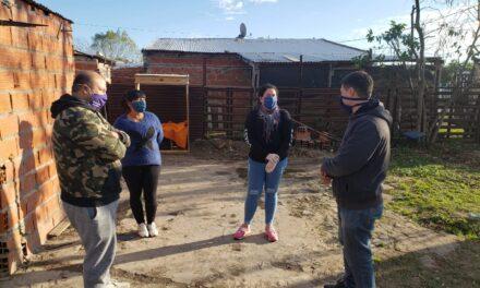 En la pandemia, jóvenes de Juntos por el Cambio asisten a  familias