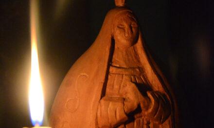 Hoy se celebra el 20º aniversario del hallazgo de la Virgen del Rosario del Rincon del Canchillo
