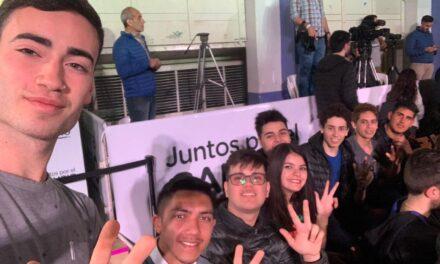 """Juventud Radical Campana: """"El estado es cómplice de las violaciónes a los derechos humanos de los argentinos""""."""