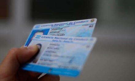 Extienden por 180 días la prórroga de los vencimientos de licencias de conducir