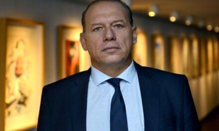"""Sergio Berni sobre el crimen del Jefe de Gendarmería: """"trabajamos toda la noche para dar con estos dos delincuentes"""""""
