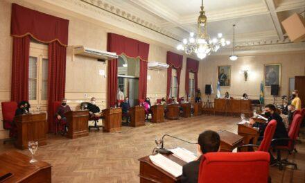 El HCD aprobó varios proyectos con el consenso de todos los bloques