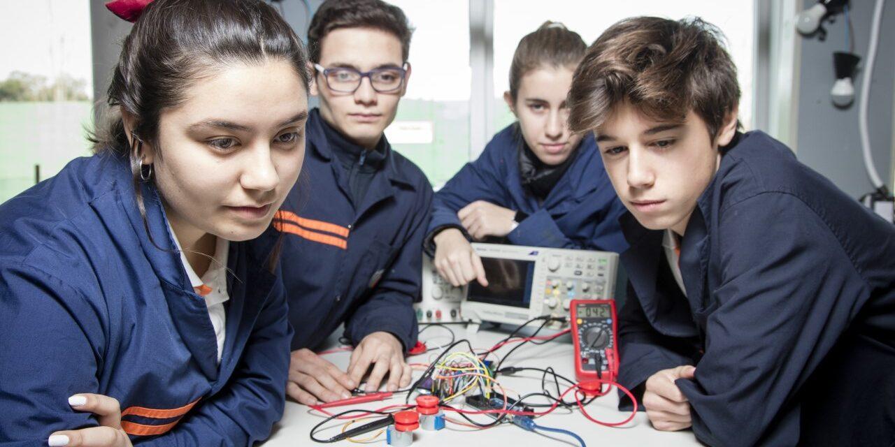 La Escuela Técnica Roberto Rocca inició el proceso de Inscripción 2021