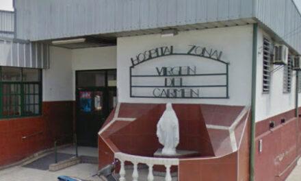 Primer caso positivo de COVID-19 en un trabajador de salud en la Ciudad de Zarate