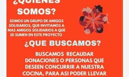 Amigos Solidarios Campana realiza entrega de viandas para los más necesitados