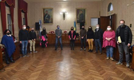 Los concejales de Juntos por el Cambio destacaron el trabajo del Municipio en Santa Lucía