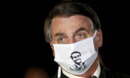 Internacionales: Jair Bolsonaro dio positivo el test de COVID-19