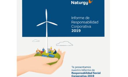 Naturgy presentó la 16va edición de su Informe de Responsabilidad Corporativa