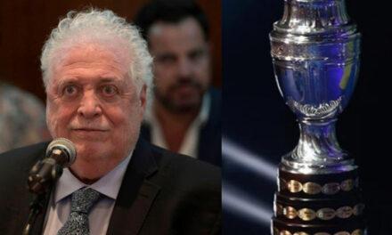 Ginés no coincide con las fechas que eligió Conmebol para el regreso de las Copas