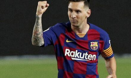 Lionel Messi marcó su gol 700: el asombroso video homenaje que repasa todas sus conquistas