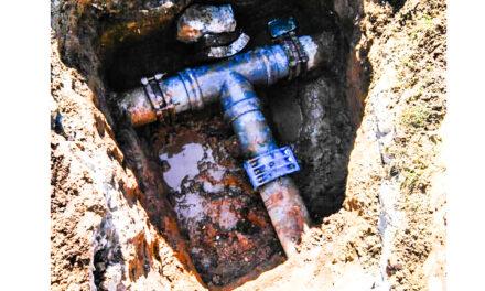 ABSA: Finalizó el empalme programado en la red de  agua de Campana