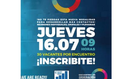 UIC: Encuentros de Oportunidad y Generación de Negocios.