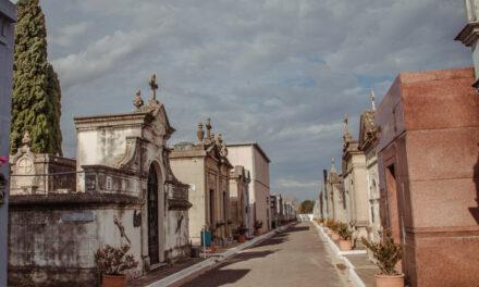 Este fin de semana se habilitarán las visitas al cementerio local