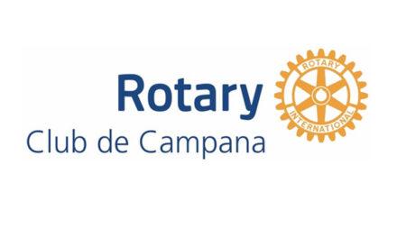 Rotary Club Campana: Se presentaron las autoridades que integrarán la nueva Junta Directiva para el periodo rotario 2020/21.