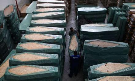 Brasil superó los 1,6 millones de casos de coronavirus y roza la trágica cifra de 65.000 muertos