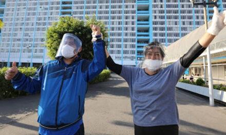 Son mas de 50.000 los recuperados de COVID-19 en la Argentina