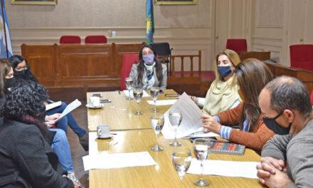 El Consejo de Género y Violencia Familiar del HCD tuvo su primera reunión