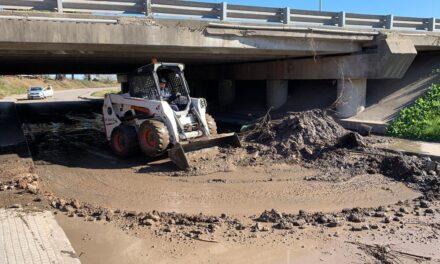 Se reabrió el puente de San Felipe