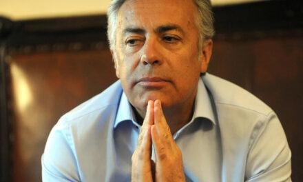 """Alfredo Cornejo: """"Hay un Estado macrocefálico que está ahogando la iniciativa privada y todo ese sector en algún momento se va a rebelar"""""""