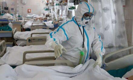 Coronavirus: Nuevo aumento de fallecidos, hoy se confirmaron 166 muertes y 4.824 contagios