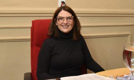 La concejal Sala apoyó la creación de una línea gratuita de apoyo psicoemocional