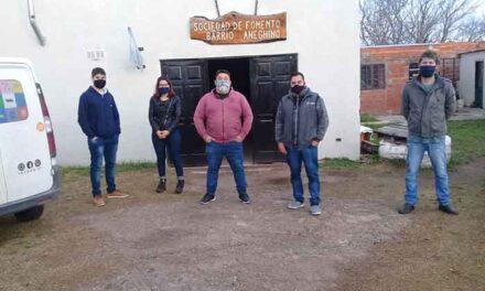 Amigos Solidarios Campana colabora con sus pares de Luján