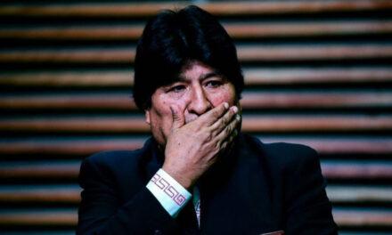 Gobierno de Bolivia denuncia a Evo Morales por supuesta relación con una menor de edad