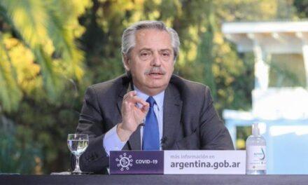 """Alberto Fernández: """"Vamos a dar batalla contra la inseguridad, no queremos hacernos los distraídos"""""""