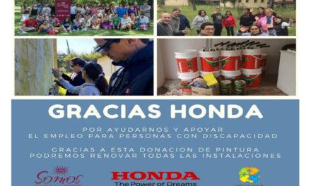 HONDA MOTOR DE ARGENTINA POR LA INCLUSIÓN