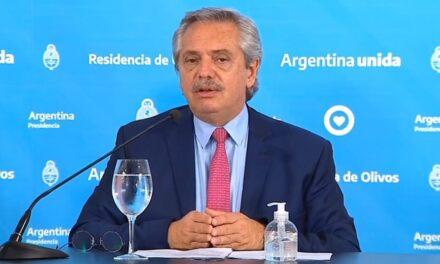 Por primera vez sin discurso de Alberto, el Gobierno anuncia extensión de la cuarentena con un comunicado