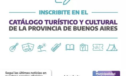 Se extiende el plazo de inscripción al catálogo turístico y cultural de la provincia