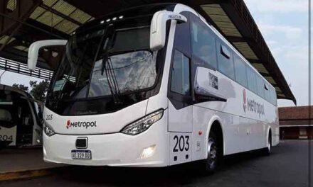 Metropol incorporó nuevas unidades 0Km en la línea 194 que une Once con Zárate y Campana