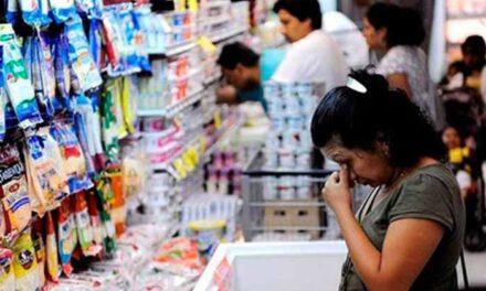 INDEC: en agosto la inflación fue de 2,7% y suma 40,7% en el último año