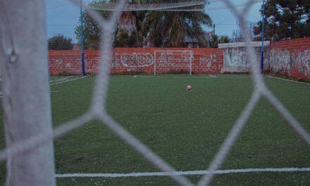 """El fútbol """"metegol"""" permitió la reapertura de las canchas de fútbol 5"""