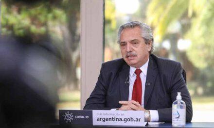 El presidente anunciará la extensión por tres semanas del aislamiento con foco en el interior del país