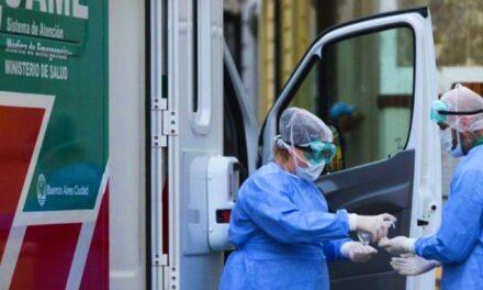 Coronavirus: Se confirmaron 11.712 contagios y 406 muertes en 24 horas, y los internados en UTI superan los 5 mil