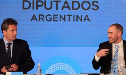 """""""Puedo sarasear"""": el polémico furcio de Martín Guzmán en Diputados y su explicación"""